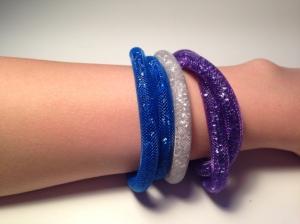 stardust blue capri double, stardust bianco, stardusr double purple