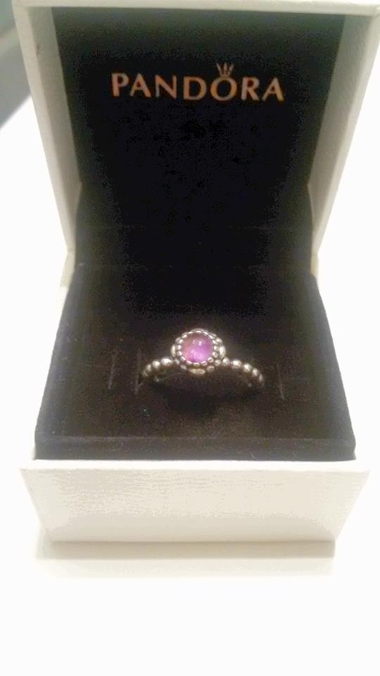 anello pandora pietra