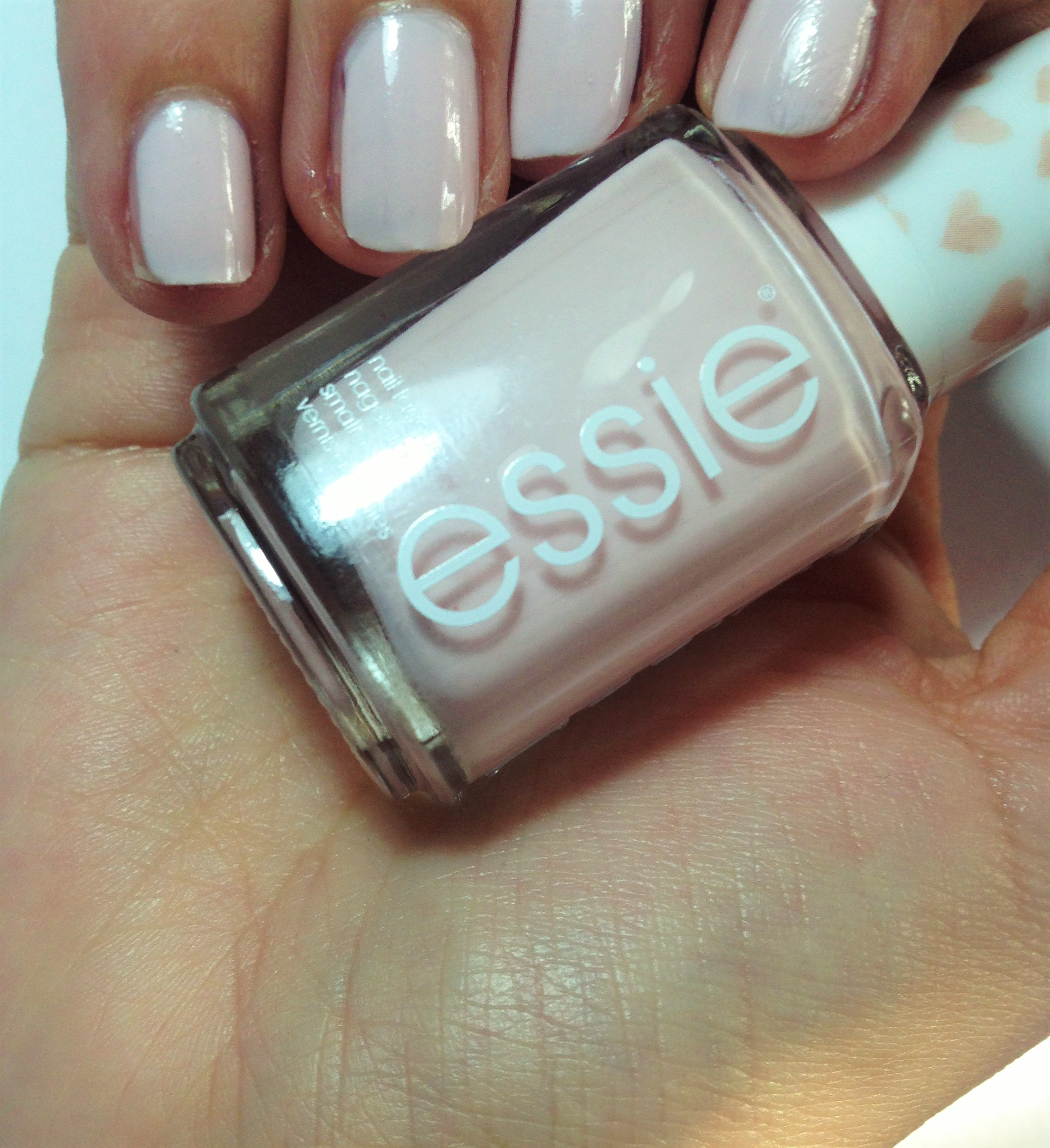 essie close up